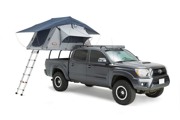 Tepui Ruggedized Series Kukenam 3 Haze Gray Roof Top Tent