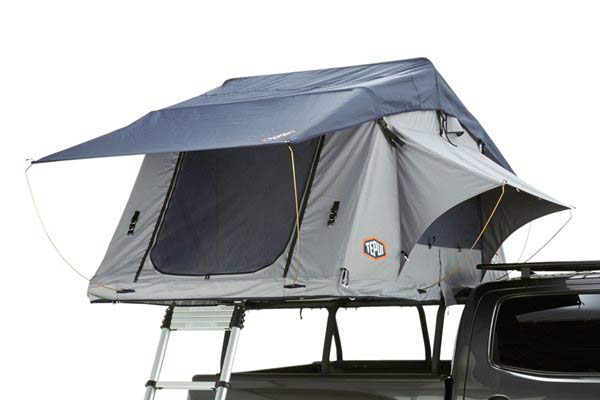 Tepui Ruggedized Series Kukenam 3 Haze Gray Roof Top Tent Alternate Image Thumbnail