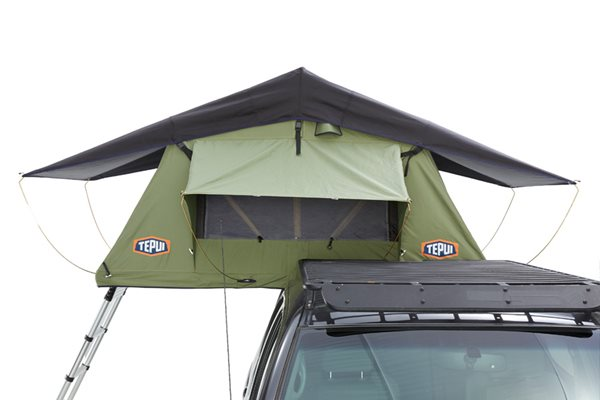 Tepui Ruggedized Series Kukenam 3 Olive Green Roof Top Tent Alternate Image Thumbnail