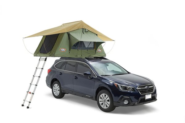 Tepui Explorer Series Kukenam 3 Olive Green Roof Top Tent