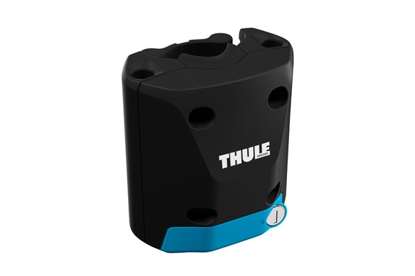 Thule Ridealong Quick Release Bracket - Black/Blue