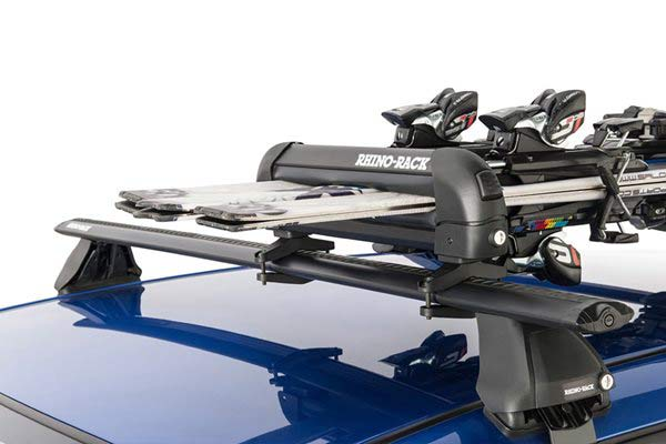 Rhino Ski and Snowboard Carrier - 3 skis or 2 snowboards Alternate Image Thumbnail