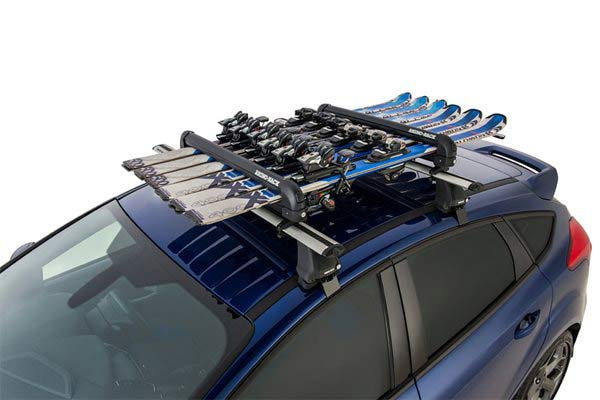 Rhino Ski and Snowboard Carrier - 6 Skis or 4 Snowboards Alternate Image Thumbnail