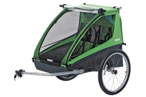 Thule Cadence Green Bike Rack
