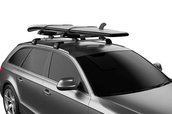 Thule SUP Taxi XT - Black/Silver Alternate Image Thumbnail