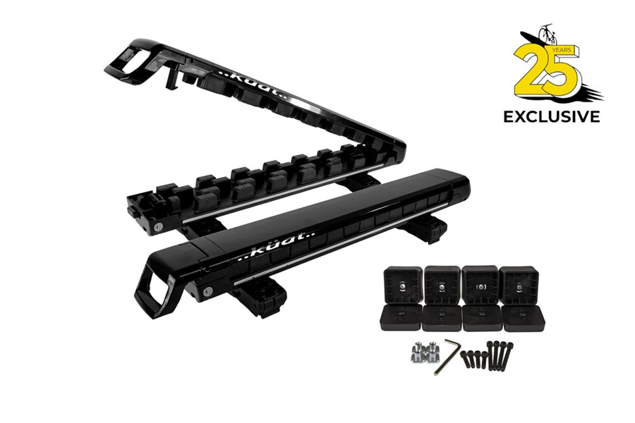 Kuat Grip 6 Ski Rack Black - Special Edition