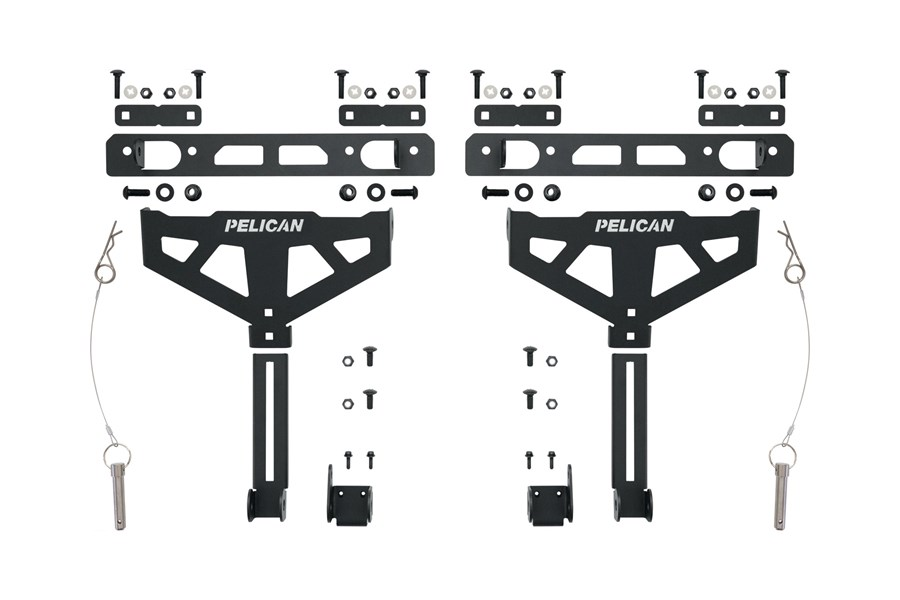 Pelican Cargo Case Cross-Bed Mount - Toyota
