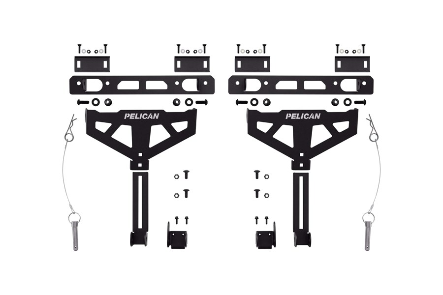 Pelican Cargo Case Cross-Bed Mount - Universal