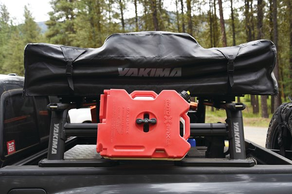 Yakima Rotopax Mounting Kit Alternate Image Thumbnail