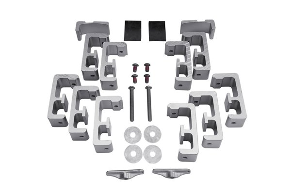 Thule TracRac TracONE Accessory Tacoma (16-) Mount Kit w/Toolbox Mount