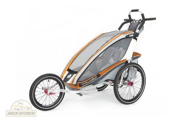 Chariot CX 1 with Jogging Kit Copper
