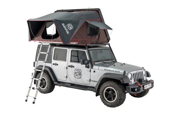 iKamper Skycamp - Black Roof Top Tent