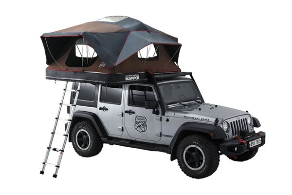 iKamper X-Cover Roof Top Tent