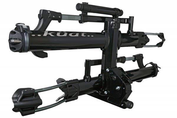Kuat NV 2.0 2 Bike 2 Inch Rack - Black Metallic Alternate Image Thumbnail