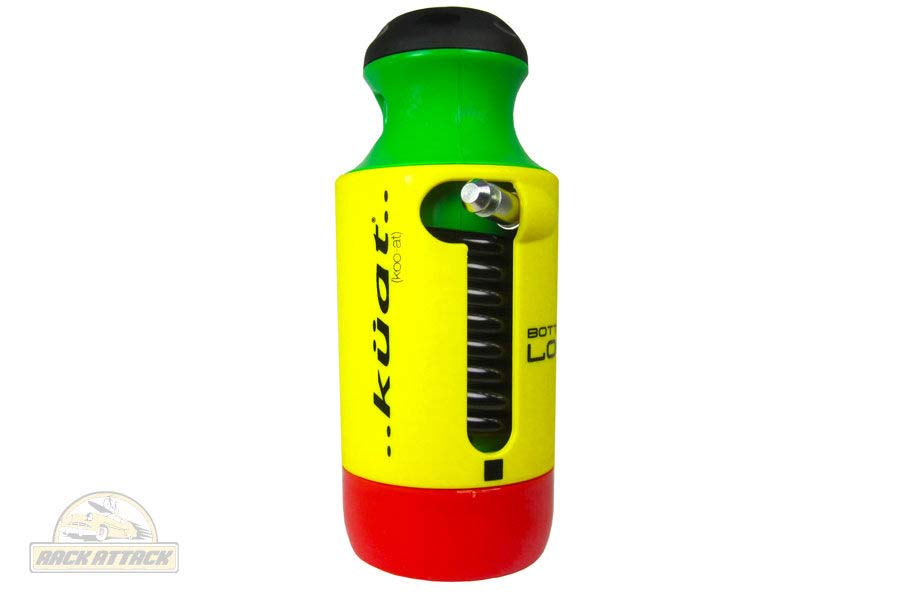 Kuat Bottle Lock Rasta