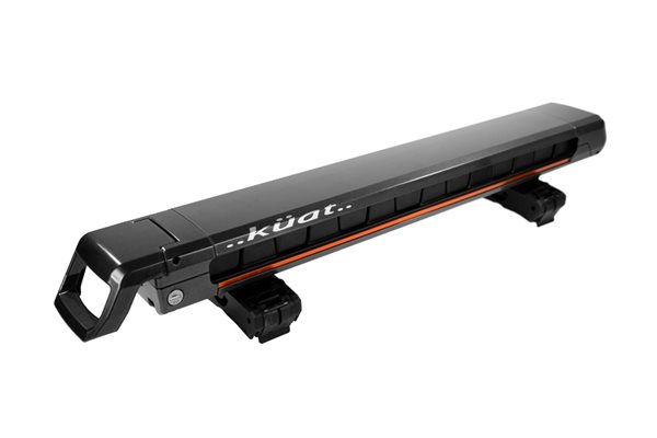 Kuat Grip 4 Ski Rack - Gray Alternate Image Thumbnail