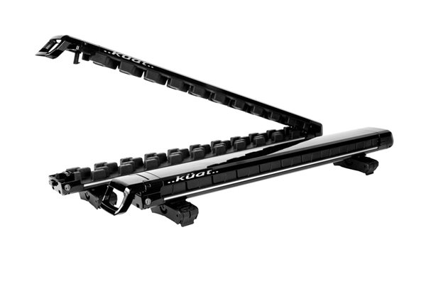 Kuat Grip 6 Ski Rack - Black