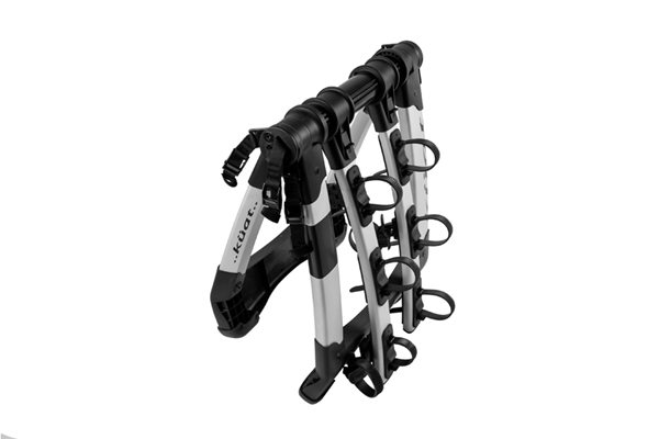 Kuat Highline - 3 Bike Trunk Rack - Silver with Black accent
