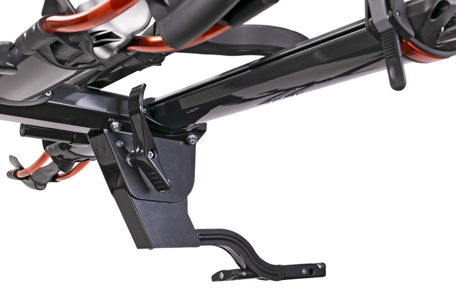 Kuat NV 2.0 2 Bike 2 Inch Rack - Gray Metallic Bike Rack Alternate Image Thumbnail