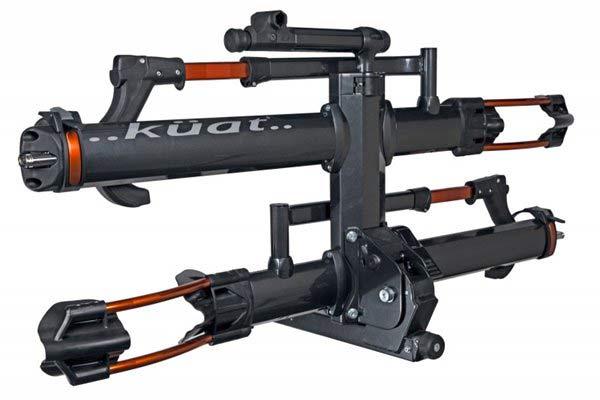 Kuat Nv 2 0 2 Bike 2 Inch Gray Metallic Kuat Bike Rack