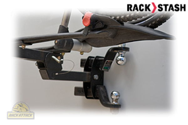 Rack Stash Hitch Carrier Wall Mount Alternate Image Thumbnail