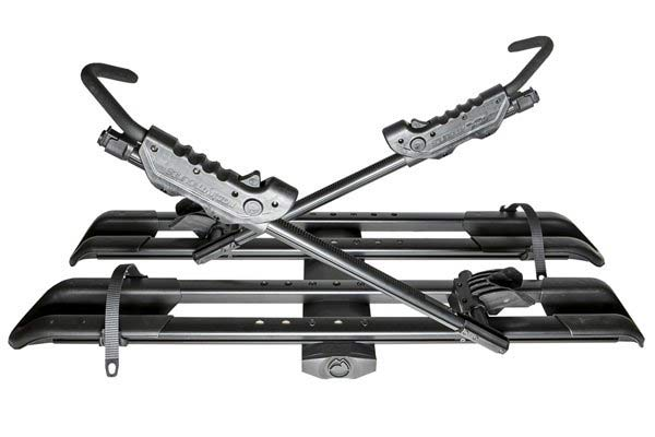 RockyMounts SplitRail - 2 Bike 2 Inch Bike Rack