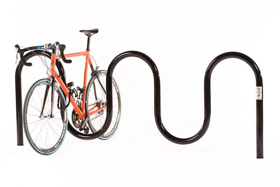 Saris 2105 Wave 7 Bike Rack