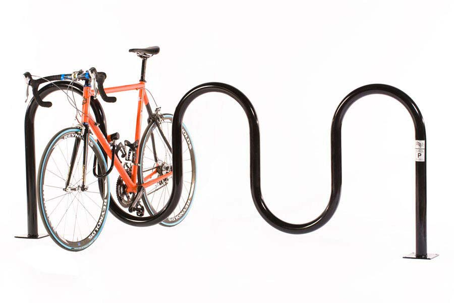 Saris 6806 Wave 7 Bike Rack