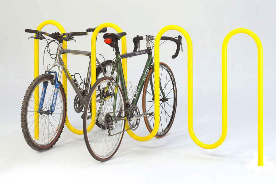 Saris 6808 Wave 9 Bike Rack