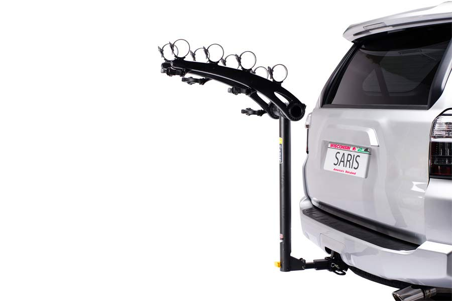saris bones bike hitch mount fitting instructions racks