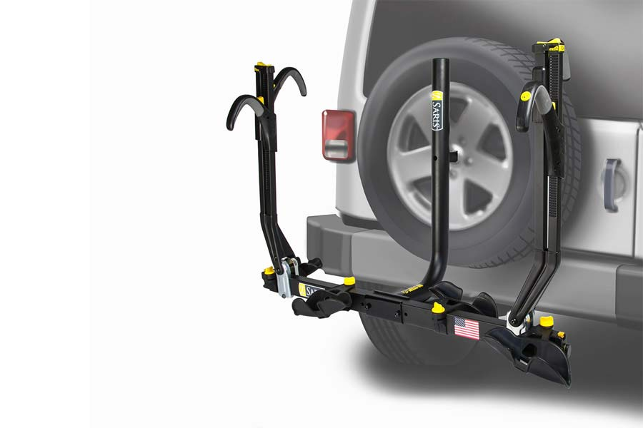 Saris Freedom Spare Tire SuperClamp 2-Bike