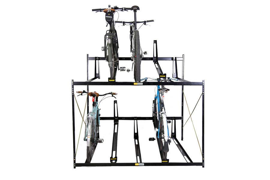 Saris Stretch 10 Bike Commercial Rack Bike Rack
