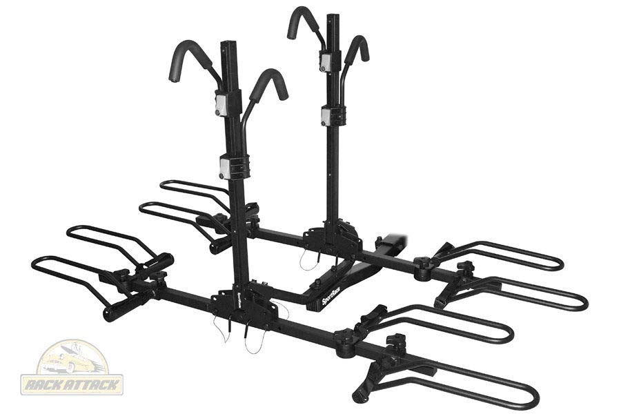Sportrack 4EZ Premium Hitch Platform System Alternate Image Thumbnail