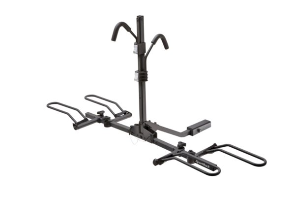 Sportrack Crest 2 Locking Hitch Platform System Bike Rack