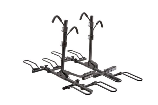 carrier platform holdfast rack bike