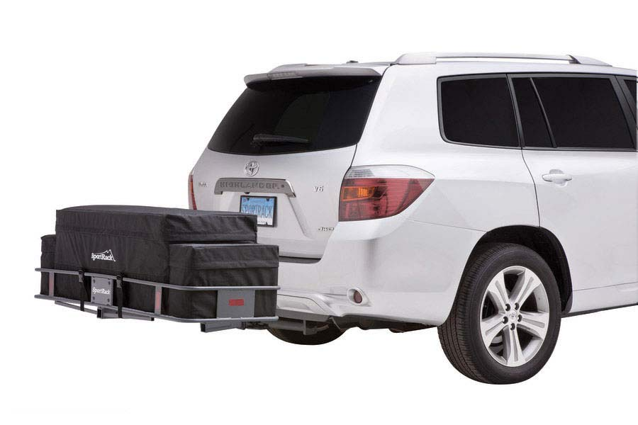 Sportrack Hitch Basket Organizer