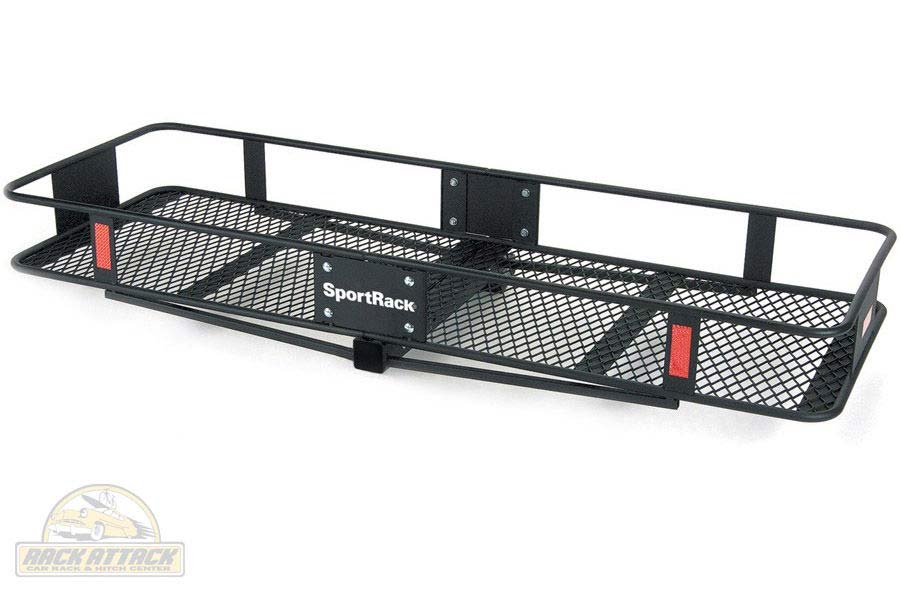 SportRack Hitch Mount Basket Cargo Carrier Alternate Image Thumbnail