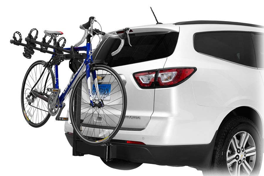 Sportrack SR2415 Ridge Swing 4-Bike Rack
