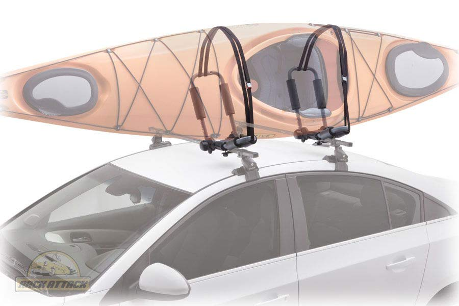 SportRack SR5513 Folding Kayak Carrier Alternate Image Thumbnail