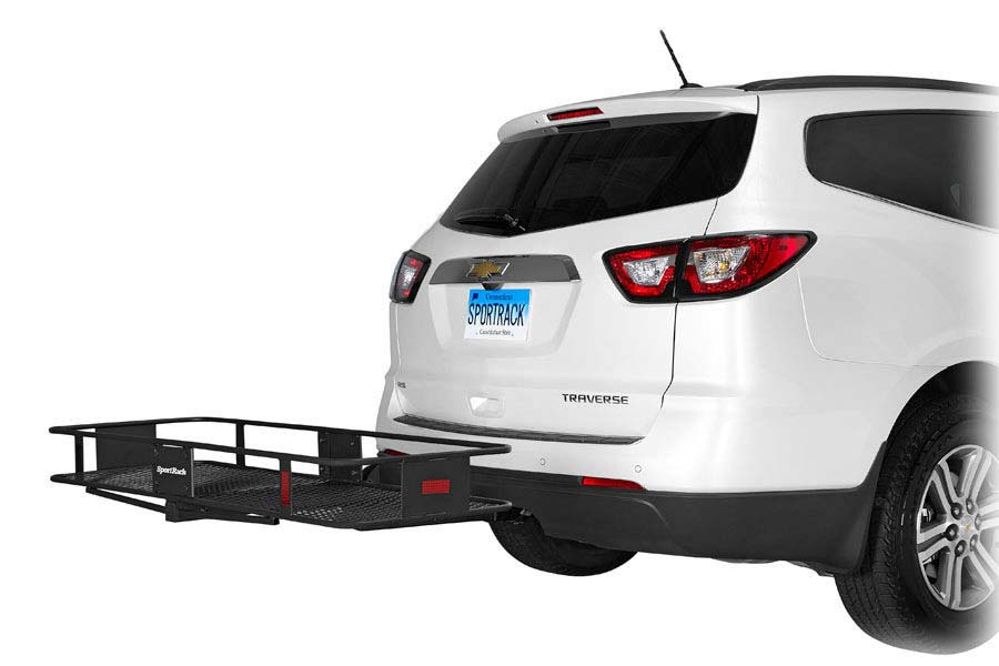 SportRack Vista Folding Hitch Basket