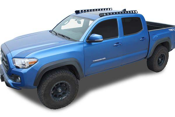 Rhino Rhino-Rack Backbone 2 Base Mounting System - Toyota Tacoma Alternate Image Thumbnail