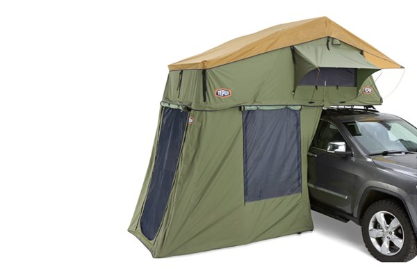Tepui Explorer Series Autana 4 with Annex Olive Green