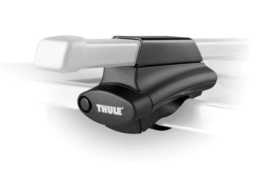 Thule Factory Raised Rail Or Track Mount Roof Rack Systems