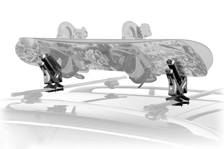 Thule 575 Snowboard Carrier Alternate Image Thumbnail