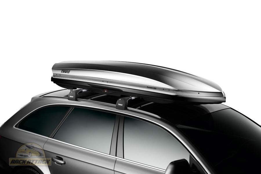 thule  dynamic  chrome thule cargo box