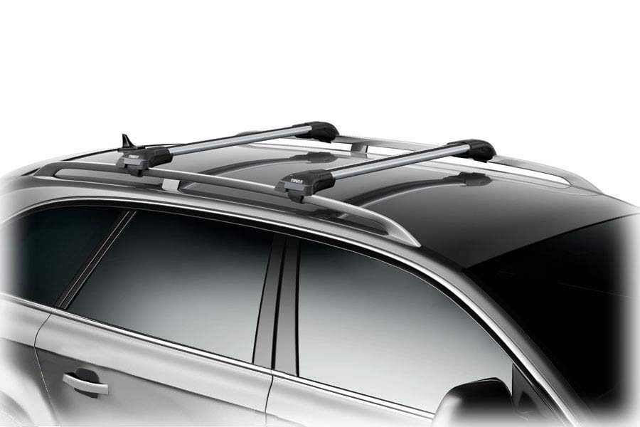 Thule Aeroblade Edge Raised Rail S - Silver