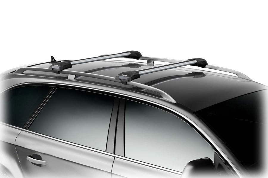 Thule Aeroblade Edge Raised Rail M - Silver