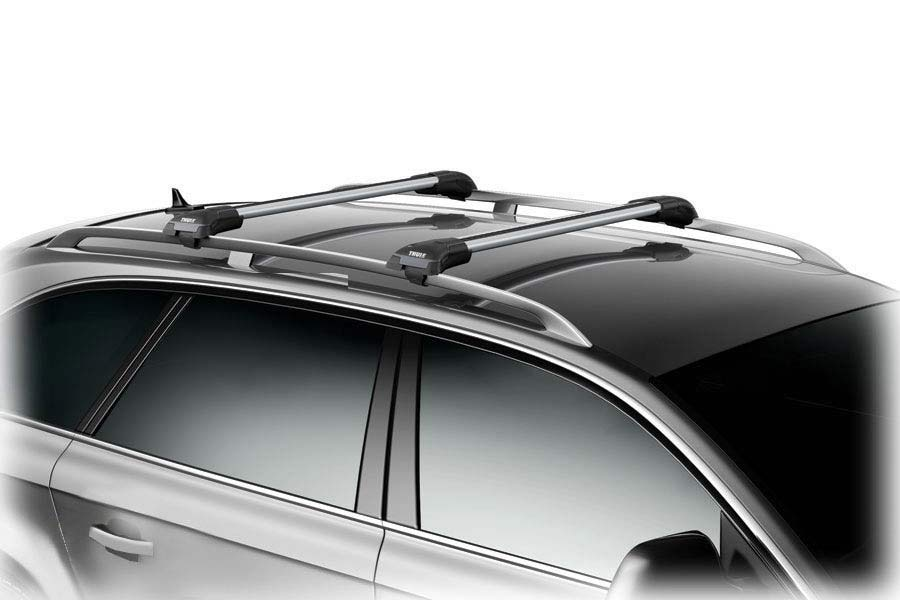 Thule Aeroblade Edge Raised Rail XL - Silver