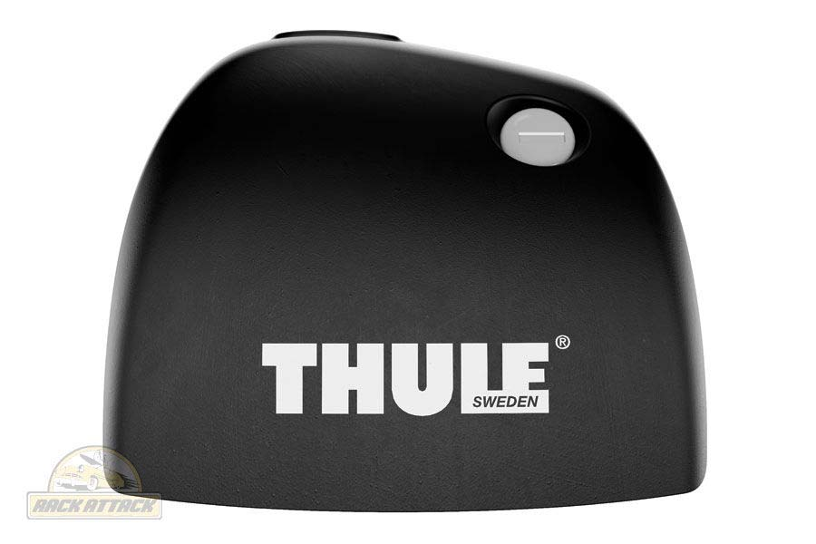Thule Aeroblade Edge Flush Mount M - Silver Alternate Image Thumbnail