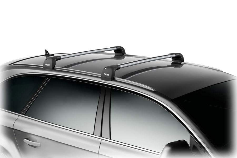 Thule Aeroblade Edge Flush Mount L - Silver Alternate Image Thumbnail